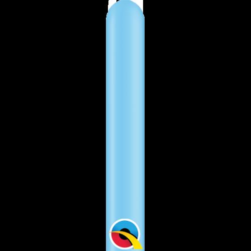 Globos para globoflexia 160Q Azul Pale Blue