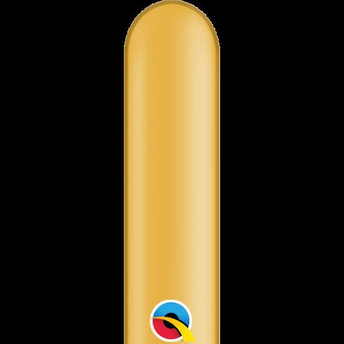 Globo látex globoflexia 260Q dorado