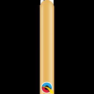 Globo látex globoflexia 160Q dorado