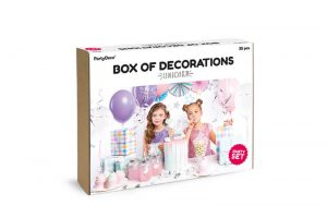Kit decoración fiesta Unicornio