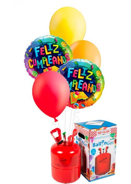 Helio + Bouquet Feliz Cumpleaños videojuego