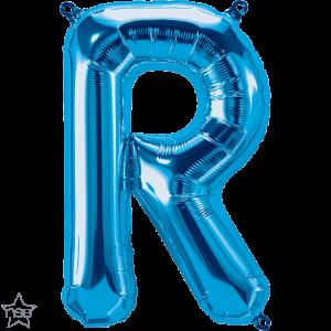 Globo letra R 41 cms.