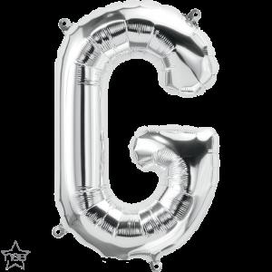 Globo letra G 41 cms.