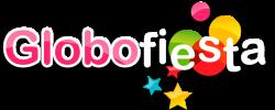 Logo Globofiesta pie de página
