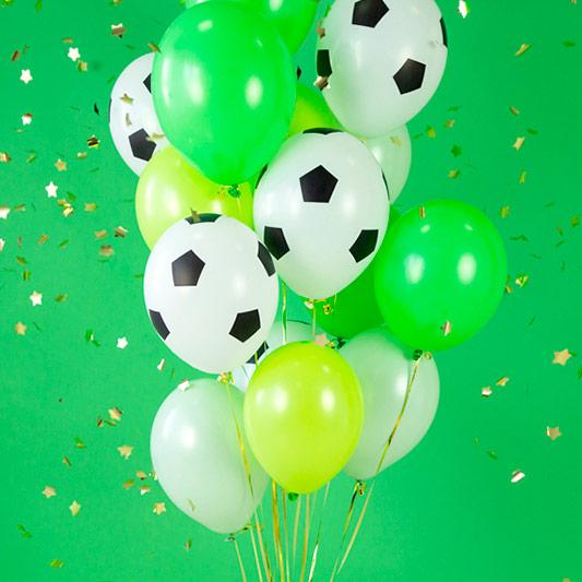 Decoración fiesta Fútbol