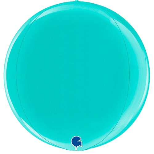 globo metalico esfera tiffany