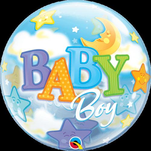 Globo burbuja Bebe Niño