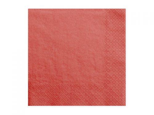 Servilletas de Papel Rojo
