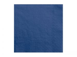 Servilletas de Papel Azul