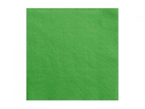 Servilletas de Papel Verde