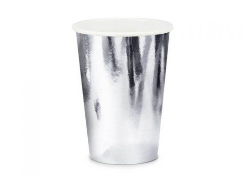 Vaso color Plata