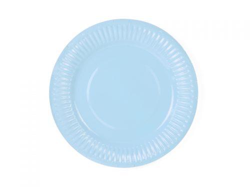 Platos color Azul claro 18cm