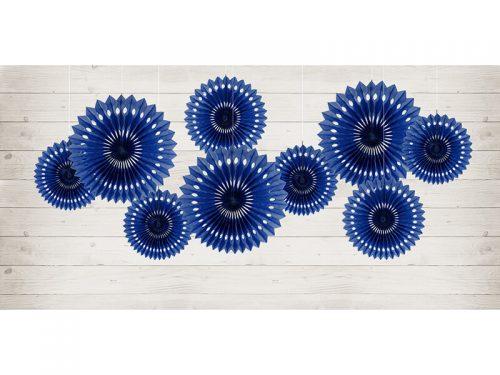 Rosetas decorativas color Azul