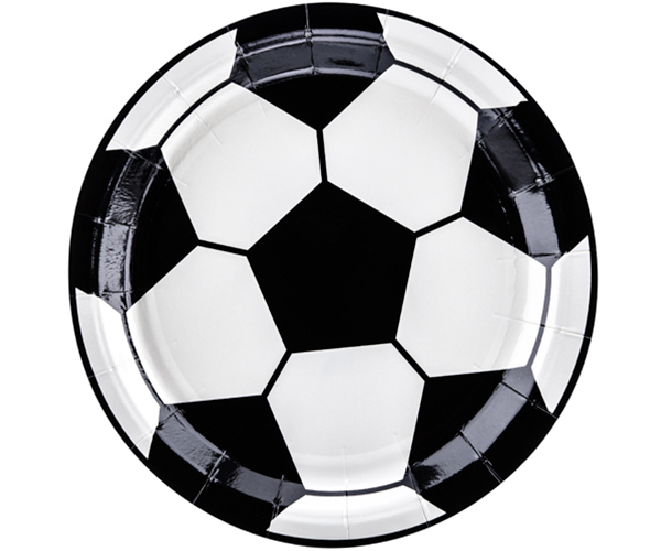 Platos fiesta Futbol