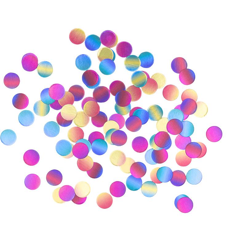 Confeti Rainbow Ombre