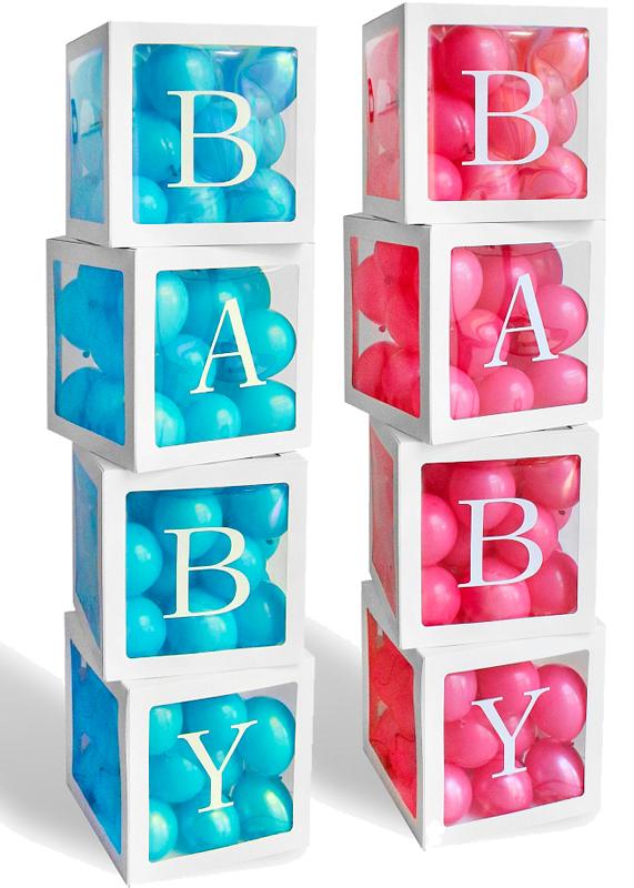Kit de caja de decoración para baby