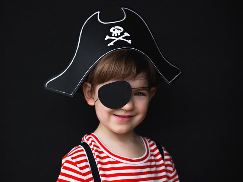 Sombrero Fiesta Pirata