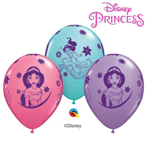 Globo Princesa Jasmine Disney surtido
