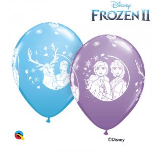 Globo Frozen II Disney surtido