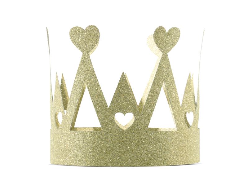 Corona cumpleaños princesas Sweet Love