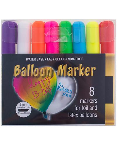 Rotuladores para globos