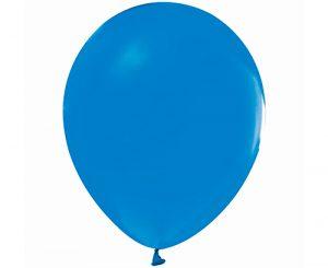 Globos de látex Azul pastel