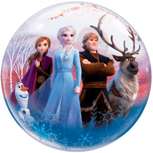 Globo burbuja Disney Frozen II