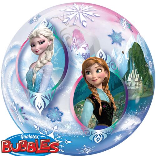 Globo burbuja Disney Frozen