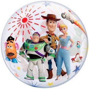 Globo burbuja Disney Pixar's Toy Story 4