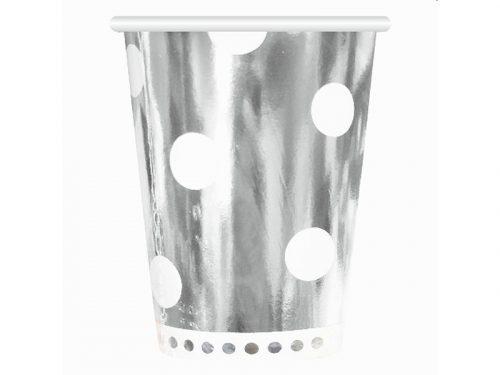 Vaso lunares Plata