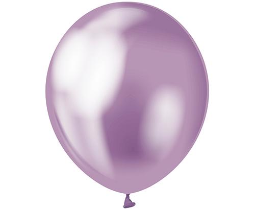 Globos de látex Violeta platinum